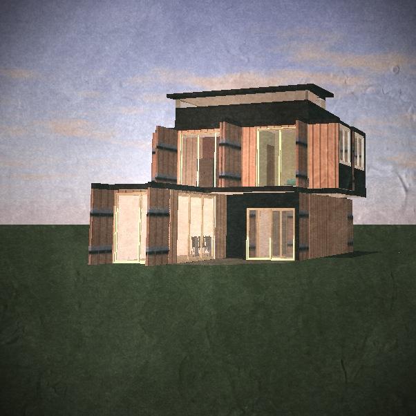 Konzeptbild der Version 0.1 der Wohnbu.de